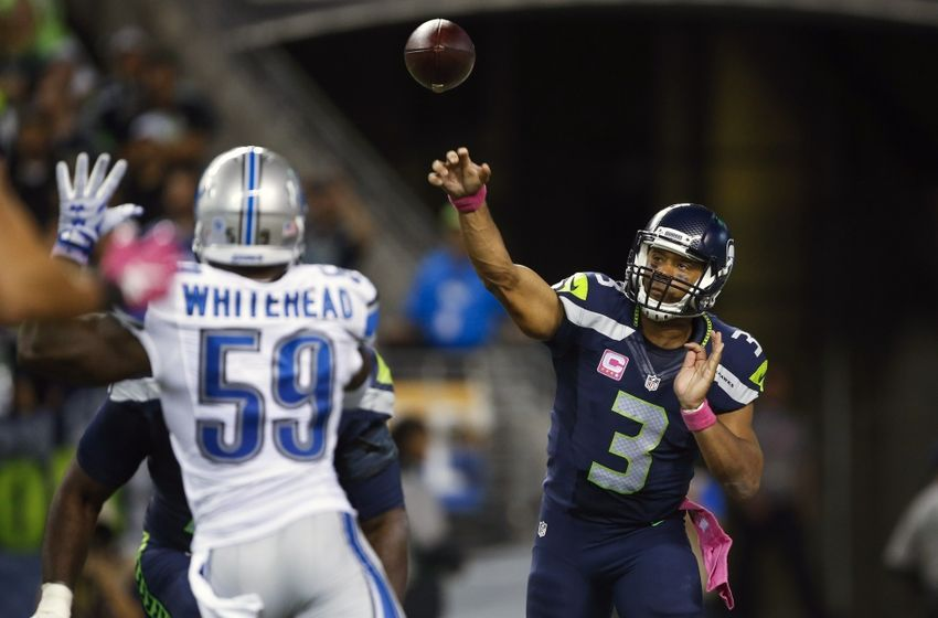 Image result for lions at seahawks