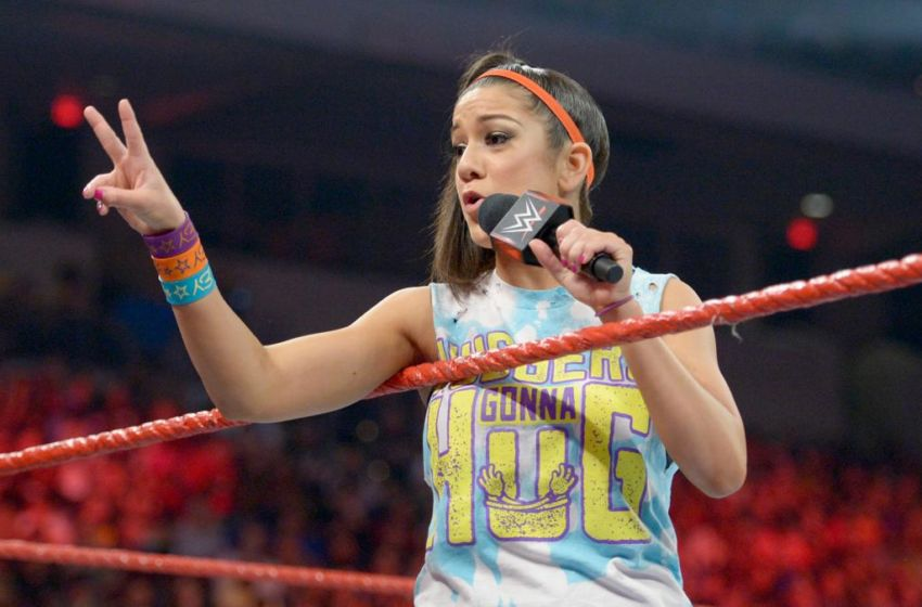 Could Bayley become the next WWE Raw Women's Champion?