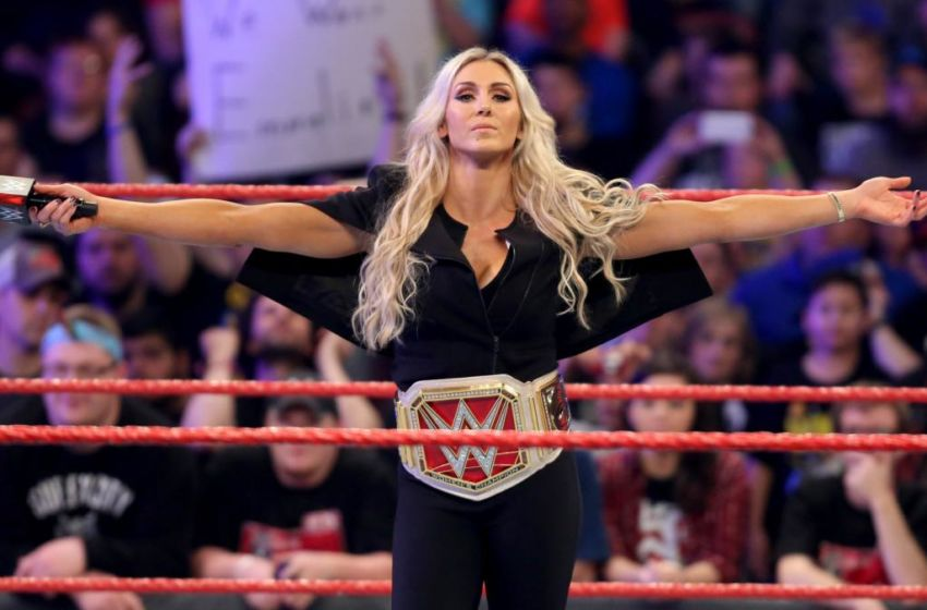 Charlotte Flair is WWE's resident queen.
