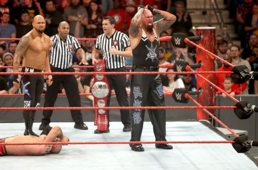 Karl Anderson and Luke Gallows: the next WWE Raw Tag Team Champions?