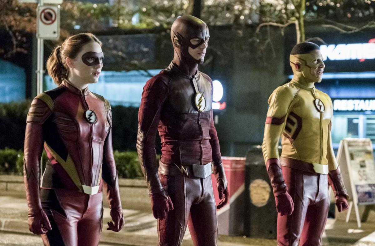the flash season 3 netflix release date