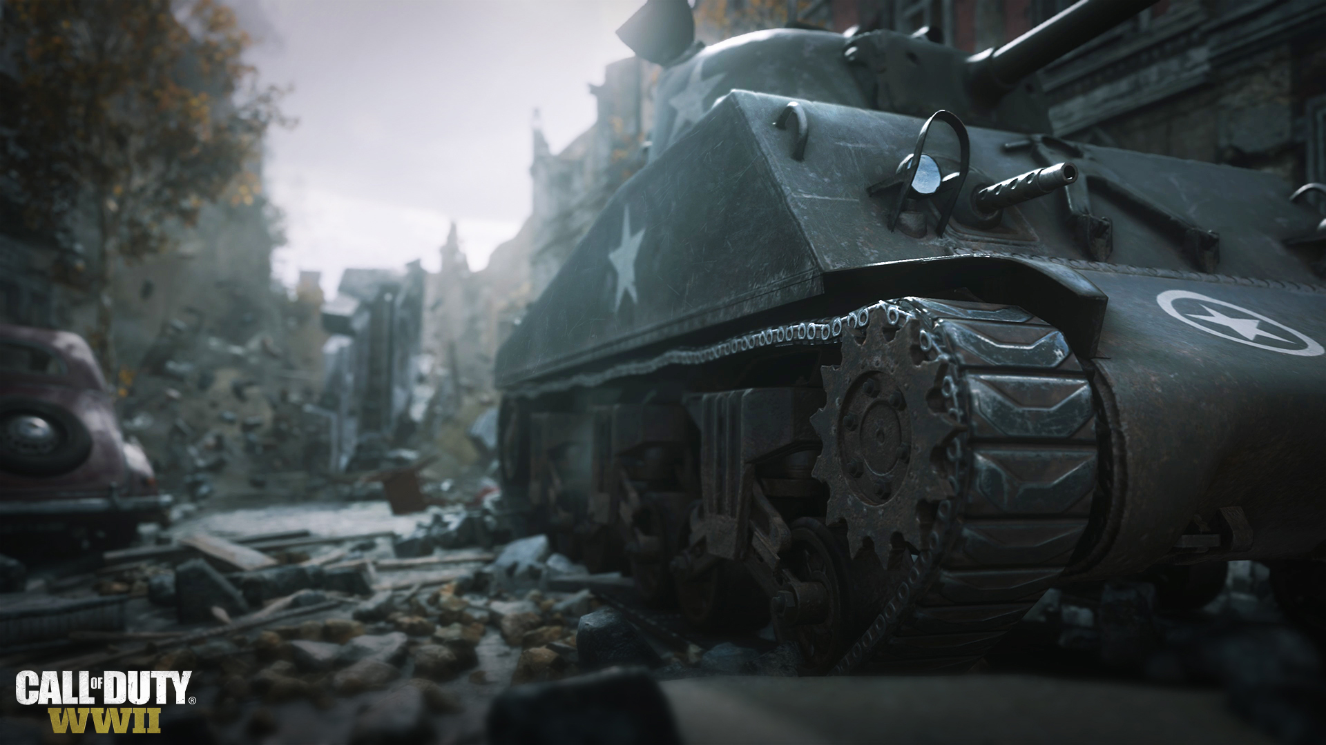 Call of Duty: WWII takes us back to franchise basics