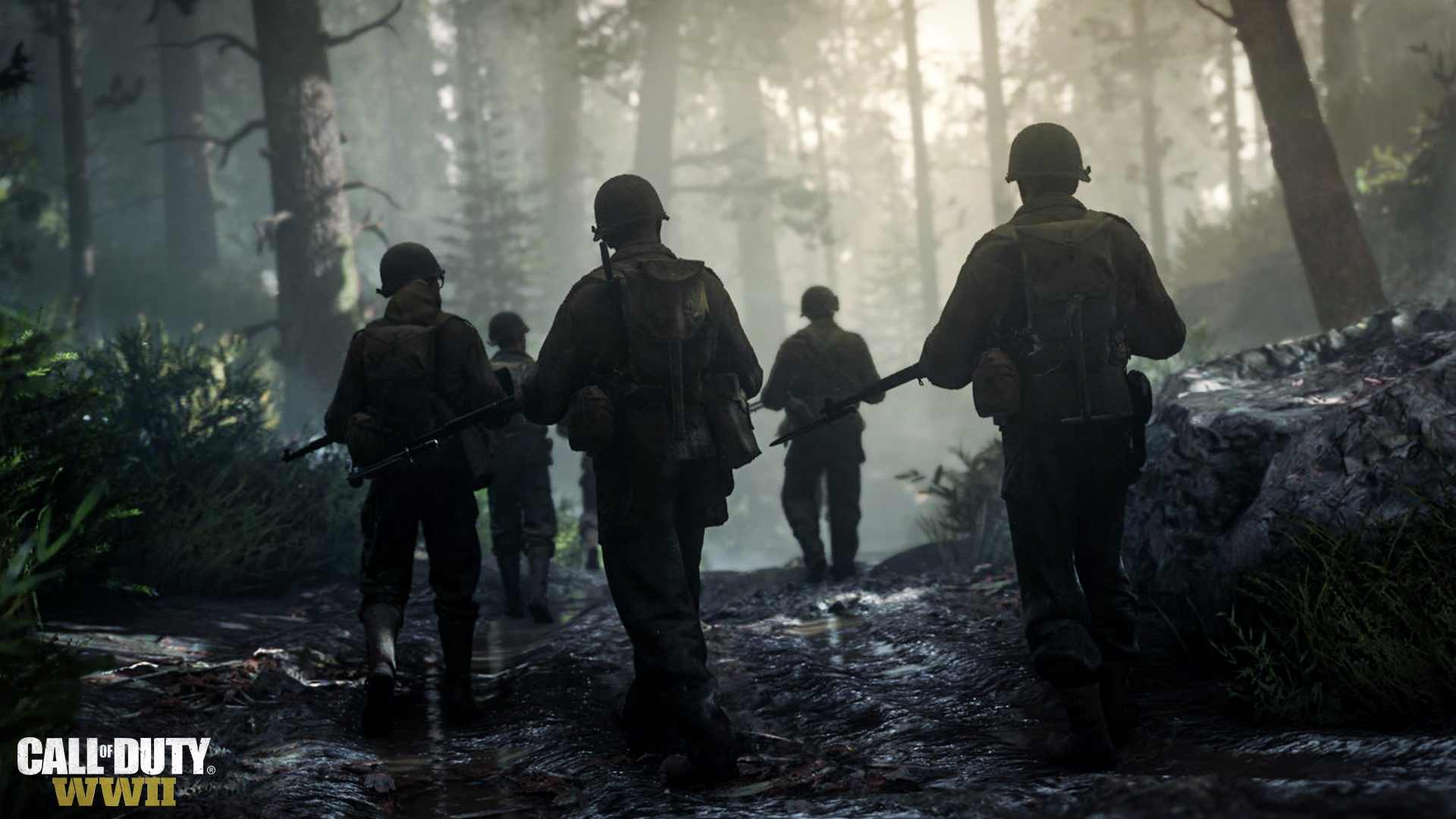 Rumour: Call of Duty: WWII May Feature Gamemodes With 40+ Players