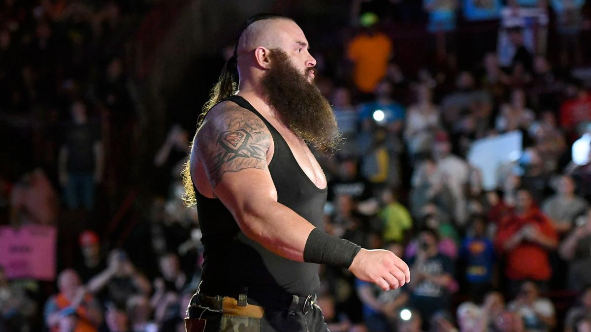 Braun Strowman is the monster WWE so badly needs