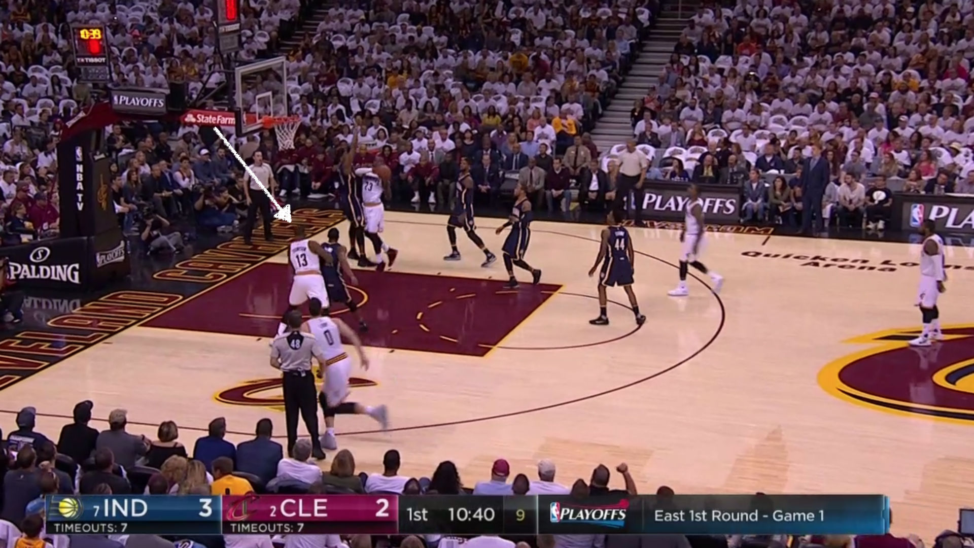 Cavs assume 2-0 lead