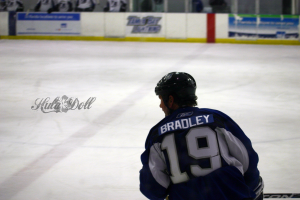 Brian Bradley plays in a charity game to help a youth league Taken By: Dolly Reynolds-Dolce