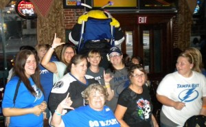 Fan Based Draft Party 2011