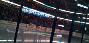 Tampa Bay Times Forum Ice Taken By: Dolly Dolce
