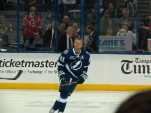 2013 Home Opener VS Washington Capitals Steven Stamkos by Dolly Dolce