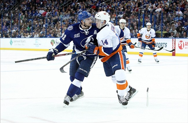 Listen Live as Your Tampa Bay Lightning Take on the New York Islanders
