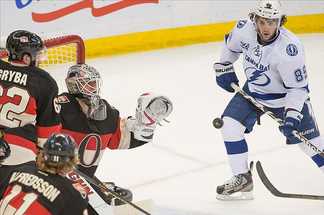 Game Preview: Ottawa Senators at Tampa Bay Lightning