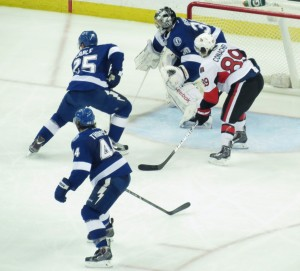 Bolts VS Sens taken by Dolly Dolce