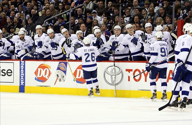 Tampa Bay Lightning 2013 14 Schedule Has Been Released