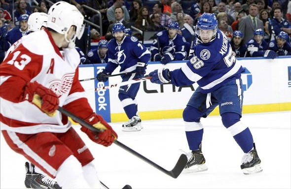 Tampa Bay Lightning Vs Detroit Red Wings Where To Watch Listen TV Info