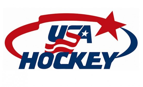 Official Logo of USA Hockey