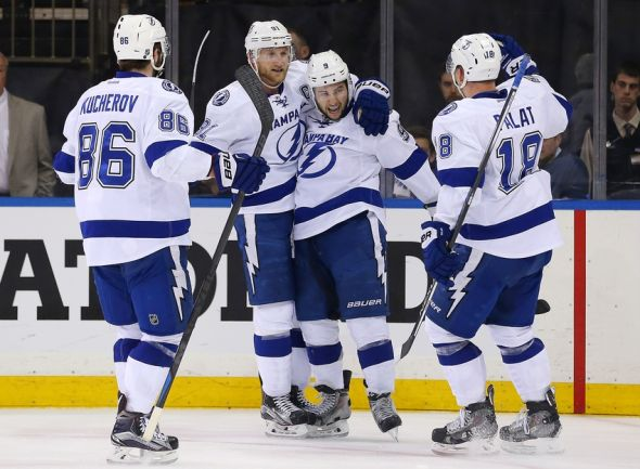 Tampa Bay Lightning Top 5 2015 Playoff Moments