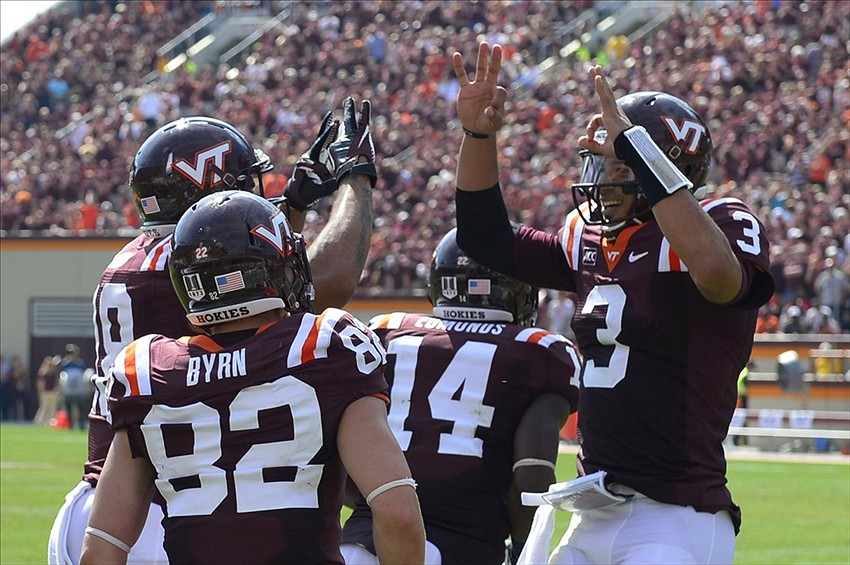 Virginia Tech should cruise against Pittsburgh