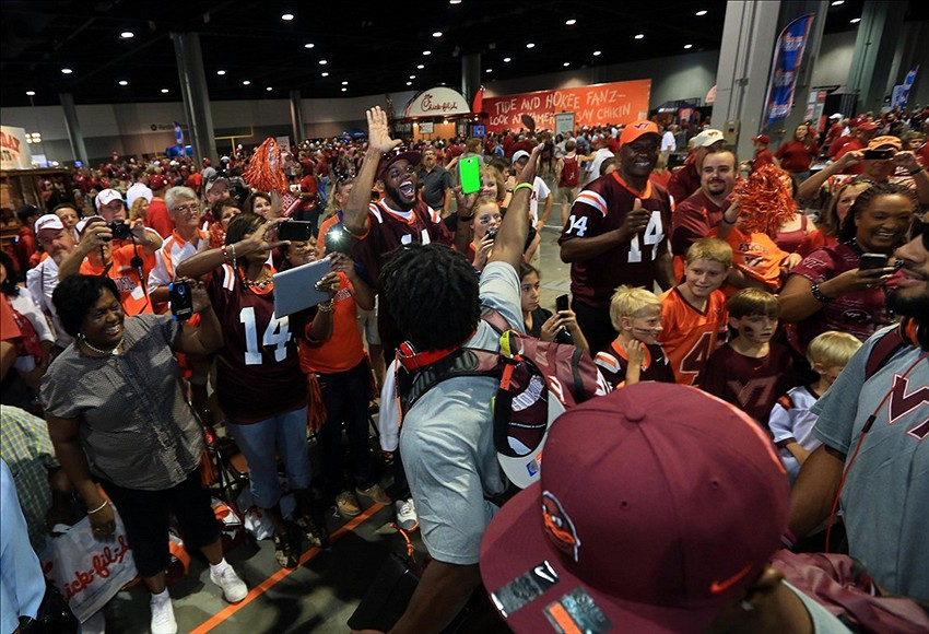 Virginia Tech's Women's Soccer could bring the Hokies its first NCAA title