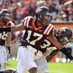 Kyle Fuller: VT Athlete of the Year?