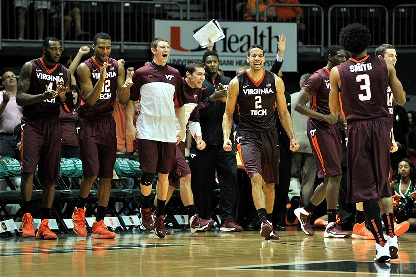 Will Virginia Tech take down VCU Saturday?
