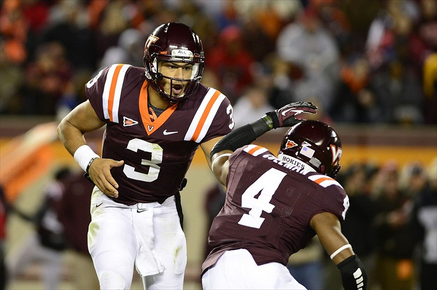 Virginia Tech will once again be playing on Thursday Night at Lane Stadium.