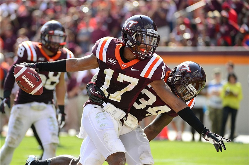 Kyle Fuller seems likely to be the first Hokie taken in the 2014 NFL Draft.