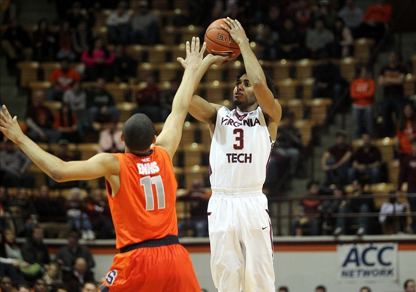 Adam Smith and the Hokies have some issues but some positives for the future.