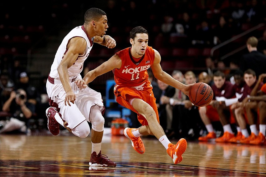 Can Devin Wilson and the Hokies end their losing streak today?
