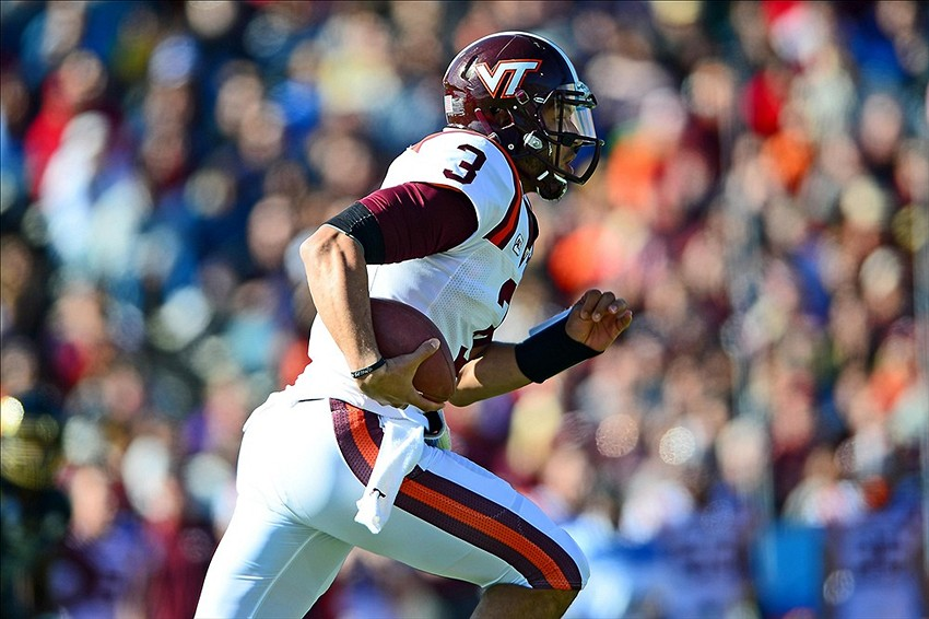 Who will replace Logan Thomas?