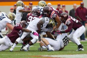 Dadi Nicolas and the Hokies will find a way to win.