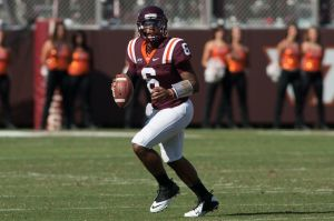 Will Mark Leal be the Hokies' starting QB?