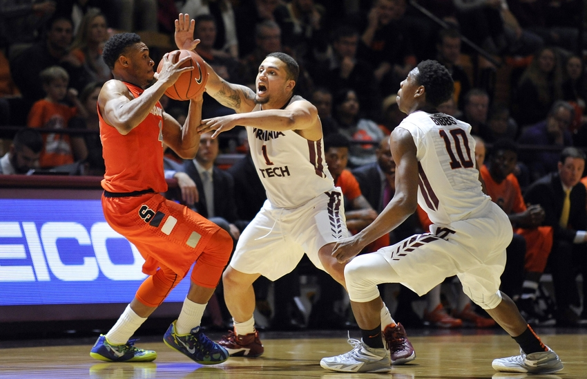 va tech basketball