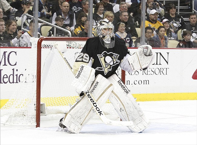 Marc-Andre Fleury 2014