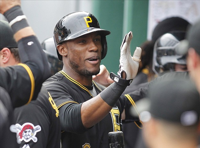 Pirates' Starling Marte not close to returning