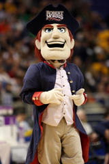 NCAA First Round: Robert Morris Colonials v Michigan State Spartans