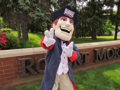 Image result for robert morris university romo