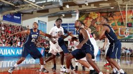 Pitt Men's Basketball Runs Into The San Diego State Buzzsaw In 74-57 Maui Semifinal Loss