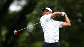PGA Golf: Tiger Woods Makes The Right Decision