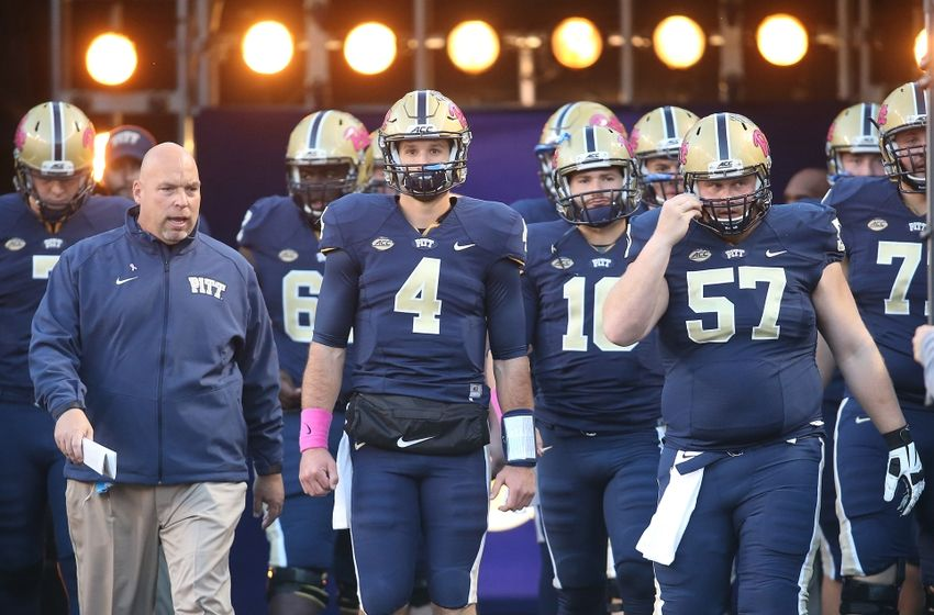 Nathan Peterman Draft Profile >> Notre Dame vs. Pitt Gameday Preview and Prediction