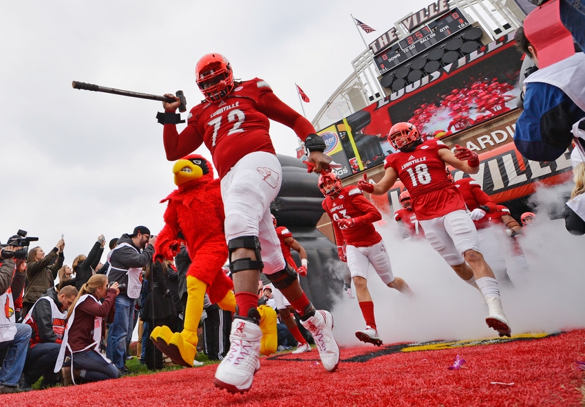 Louisville Football: 5 Reasons Why Beating LSU Will Be ...