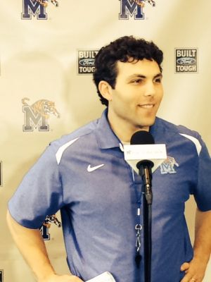 Coach Josh Pastner feels confident that his team will be ready to go on Friday. He currently has an 1-3 record in the NCAA Tournament.