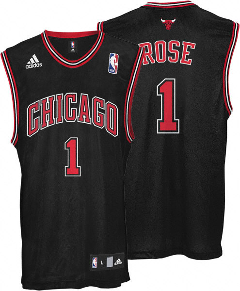 Derrick Rose: 4th Best Selling Jersey in NBA
