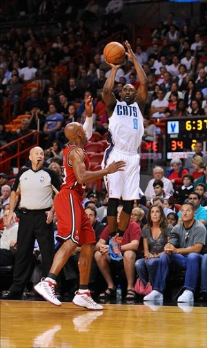 Ben Gordon shoots
