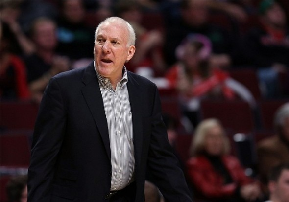 Gregg Popovich is Popoviching
