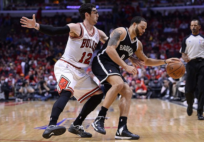 Chicago Bulls Season In Review: Kirk Hinrich Gets a B