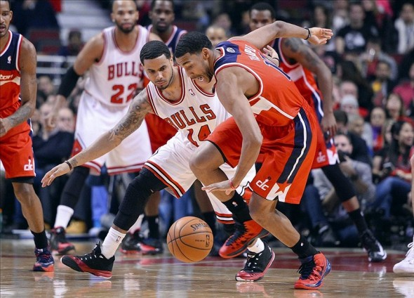 chicago bulls, washington wizards