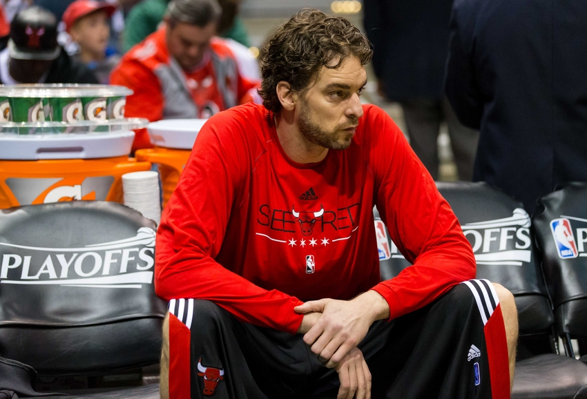 Pau Gasol's Return in Game 5 is Needed for Bulls - Page 2