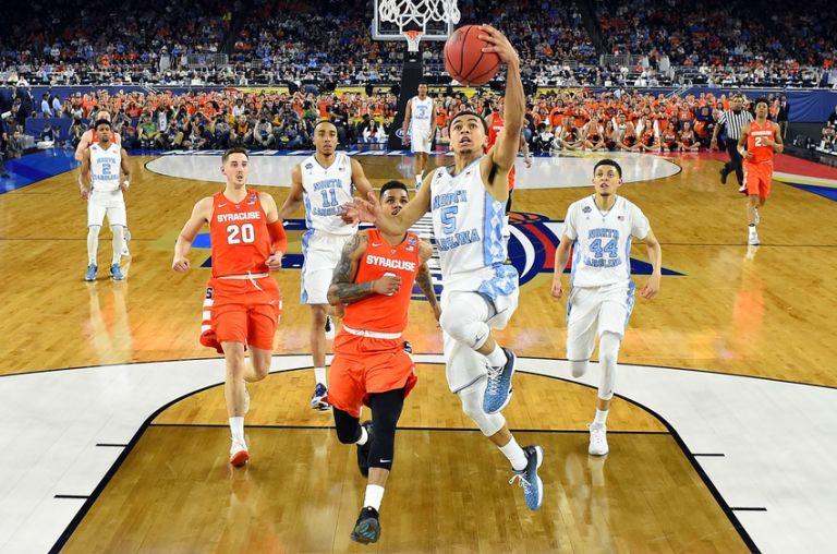 Marcus-paige-michael-gbinije-ncaa-basketball-final-four-syracuse-vs-north-carolina-768x508