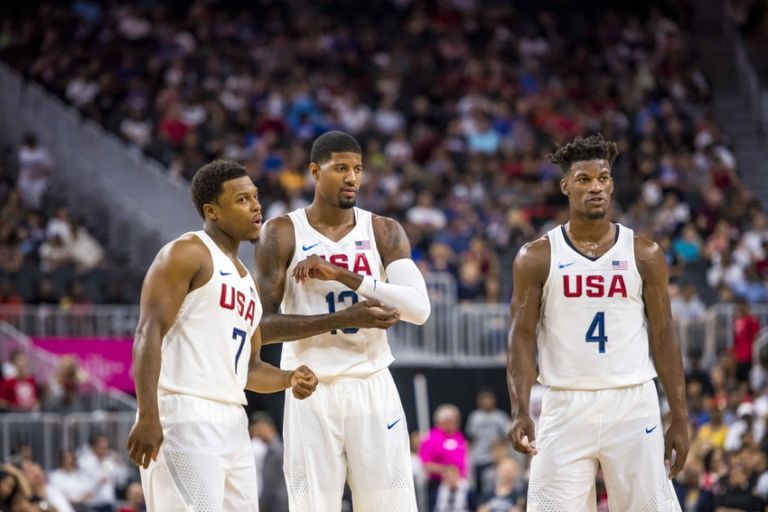 Jimmy-butler-paul-george-kyle-lowry-basketball-usa-basketball-exhibition-game-argentina-usa-768x512