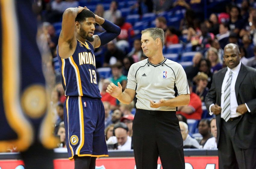 c3ebb88993c Paul George and the Pacers will take on the Chicago Bulls.